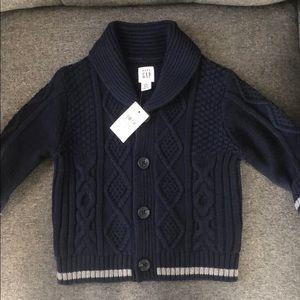 Boys Baby Gap sweater